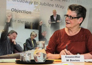 Didcot town council meeting 03