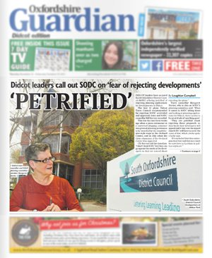 Oxfordshire Guardian November