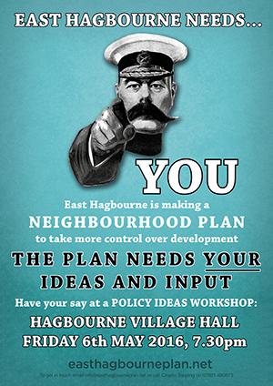 East Hagbourne Neighbourhood Plan small