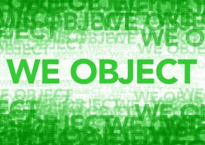 We Object 2